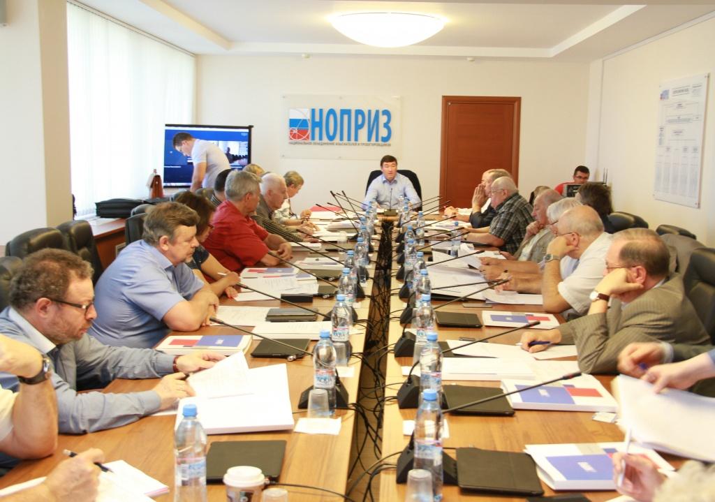 Состоялось первое заседание Комитета по проектированию объектов производственного назначения и транспорта НОПРИЗ