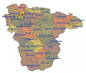 Воронежская обл