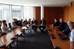 Встреча делигации НПИ