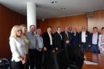 встреча делигации НПИ сдепутатами немецкого парламента