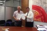 Национальная палата инженеров заключила международное соглашение с Немецкой компанией MARWIKO AG