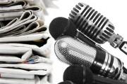 Подведение итогов конкурса на лучшую публикацию о НПИ между представителями СМИ