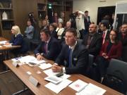 На 14-ом Заседании Генеральной Ассамблеи Европейского совета инженерных Палат в Скопье
